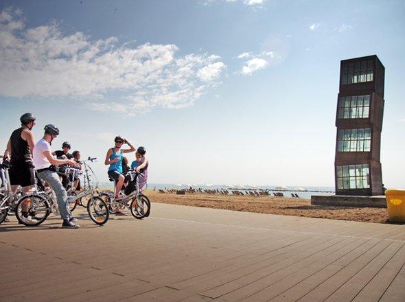 Cycling Tour Barcelona