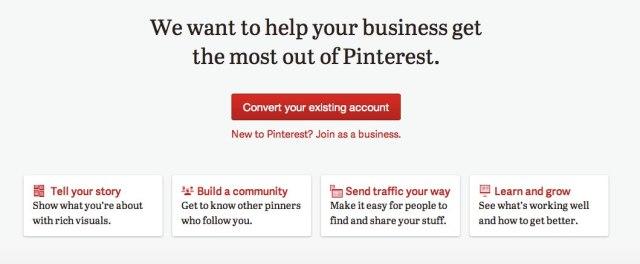 Pinterest-para empresas