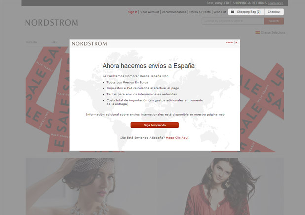 nordstrom-geolocation-ecommerce