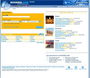home booking 2006