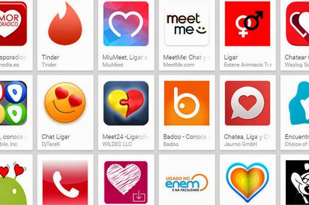 Apps de ligue en España